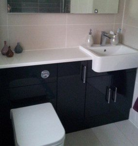 Bathroom In house installation Frensham 4